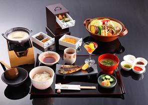 ตัวอย่างอาหารเช้า 1 (ญี่ปุ่น)