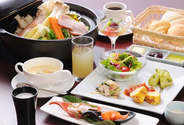 เมนูอาหารเช้าแบบตะวันตก