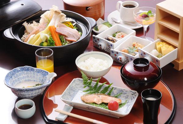 เมนูอาหารเช้าแบบญี่ปุ่น