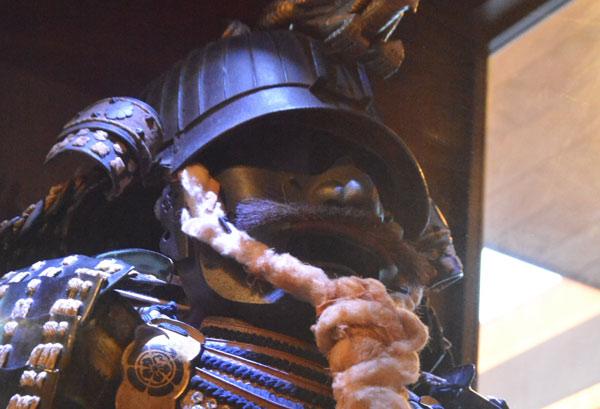 เกราะนักรบซามูไรรอบระยะเวลาของเอโดะ