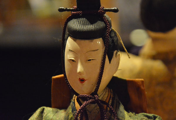 Genroku เก็บตุ๊กตา