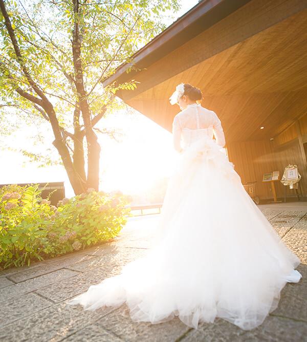 平日限定照片婚礼